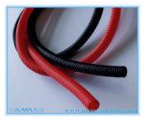 Conduit acanalado de PVC Material con Resistant ULTRAVIOLETA