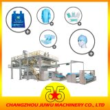 처리량 폴리프로필렌 Spunbond 높은 비 길쌈된 장비 Jw1600