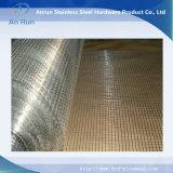 Treillis métallique soudé d'acier inoxydable de qualité