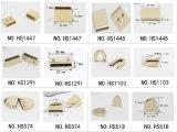 Inarcamento di Pin di metallo degli accessori del sacchetto di disegno dell'OEM