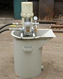鉱山のためのミキサーが付いているQb152携帯用空気のグラウトを詰めるポンプ