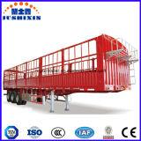 De Aanhangwagens van de Lading van de Staak van de Carrier van de Goederen van het Vee & van het Landbouwbedrijf van de tri-as
