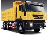 2017 Iveco Hongyan Genlyon 6X4 380HP de Vrachtwagen van de Stortplaats