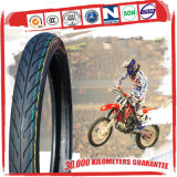 China Rear Rubber 50 / 80-17 Moto pneu