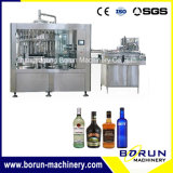 Máquina embotelladoa del lacre del vinagre de alta velocidad para las botellas de cristal