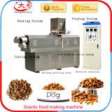 Double extrudeuse d'aliments pour chiens de vis