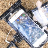 スポーツの腕章の携帯電話の防水袋