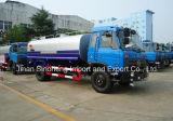 販売のためのDongfeng 4X2水タンク車水Bowser 190HP