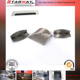 構築を機械で造る部品を押す金属製造の機械装置部品