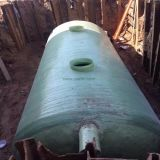 Fibergalss Water Filtration FRP Tanques Ball Septic Tank