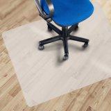 Couvre-tapis de présidence de PVC d'Advantagemat pour les tapis de pile inférieurs jusqu'à 1/4-Inch épais, 60 x 48 pouces clairs, rectangulaires