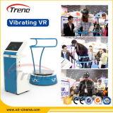 Simulateur vibrant chaud de virtual reality de Zhuoyuan de nouveau produit de vente