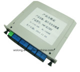 Sc Fiber Optic Termination Box (4 Port 4 Kerne FTTH)