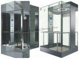 Capacidad 1000kg ascensor de pasajeros sin sala de máquinas con el certificado ISO