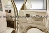 Carro de la sola fila del HP de la gasolina caliente 62.5 de la venta Rhd/LHD 1.2L mini/pequeño del cargo del camión