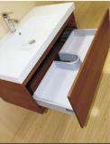 Шкаф ванной комнаты Veener горячего сбывания деревянный (SW-WV1204)