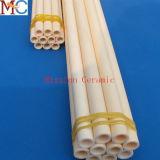 Tubo de cerámica profesional de cerámica del alúmina Al2O3