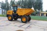 Dumper de site du prix bas 7ton 4WD Chine
