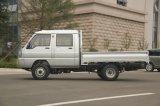 두 배 시트를 가진 소형 트럭