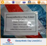 De geprefabriceerde Voering Gcl van de Klei van Geosynthetic van de Dekens van de Klei van het Bentoniet