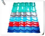 Material para techos Rolls del metal de hoja de los materiales de construcción del bajo costo