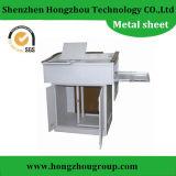 Manufatura feito-à-medida laminada da fabricação do cerco do metal de folha da máquina
