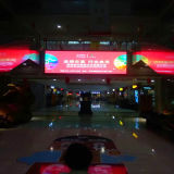Alta pantalla de visualización a todo color de interior de alquiler de LED de la definición P4