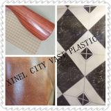 Деревянный настил PVC затыловки губки цвета