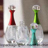 Fles van het Flessenglas van de Fles van het Parfum van het Glas van de luxe de Kosmetische