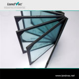 Landvacの安全および省エネの緩和されたガラス/真空によって絶縁されるガラス