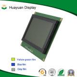 240X128の青い背景図形LCDのモジュールは点を打つ(STN)