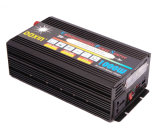 Sales chaud 1000W hors de Gird Modified Sine Wave Frequency Inverter avec Charger