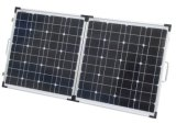 Mono Portable que dobra o painel solar