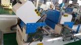 切れるPVCおよびアルミニウムプロフィールおよび処理機械
