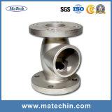 Carcaça feita sob encomenda do corpo de válvula do aço inoxidável de boa qualidade da fundição
