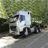 420HP china Sinotruk HOWO A7 6 * 4 del remolque del camión Volvo Tractor