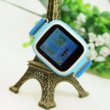 Touch Screen Kids Tracker Positioning Smart Watch Q90 Sos pour Ios Android Lost Monitor