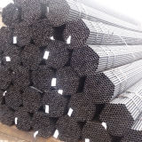 Tubo d'acciaio laminato a caldo di prezzi di fabbrica Q235 ERW