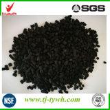 Charbon actif sphérique anthracite cylindrique industriel de filtre d'eau