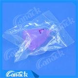Coupe menstruelle 100% médical pour silicone Silicone