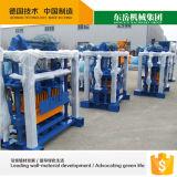 Bloco do material Waste de baixo custo Qt40-1 que faz a máquina
