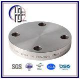 Bride de collet de soudure de bride de l'acier inoxydable Ss304/316