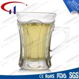 70ml de kleine Mok van de Koffie van het Glas van het Ontwerp van de Grootte (CHM8163)