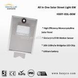 新しいデザイン安い価格のアルミ合金が付いている太陽街灯