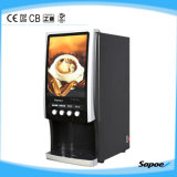 De gloednieuwe Thee van de Chocolade van de Koffie van de Automaat van de Drank van 3 Aroma's Hete Hete
