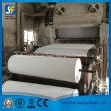 Hohe Genauigkeits-Toilettenpapier-Kern, der Maschine Altpapier und hölzerne Masse bildet