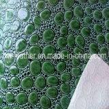 PVC кроет кожей для мешков Hw-875