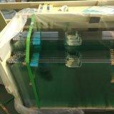 vetro libero del portello dell'acquazzone di sicurezza di 10mm con il taglio Polished di Jat dell'acqua e del bordo