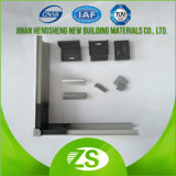 O OEM presta serviços de manutenção à placa de contorno de alumínio oferecida da textura do metal