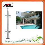 Stainless Steel Glass Balcón Baranda Diseño